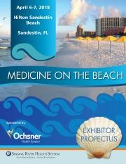 CME-Medicine-on-the-Beach-prospectus-2018